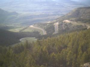 Cooke City Highway