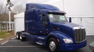 Peterbilt giveaway truck