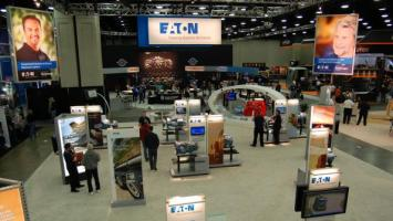 Eaton at the 2013 Mid America Trucking Show
