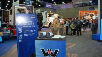 Western Star at the 2013 Mid America Trucking Show